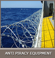 ANTI PIRACY EQUIPMENT