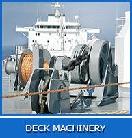 DECK MACHININERY