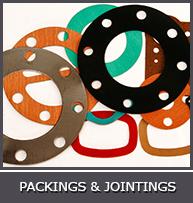 PACKINGS &amp  JOINTINGS