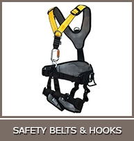 SAFETY BELTS &amp  HOOKS