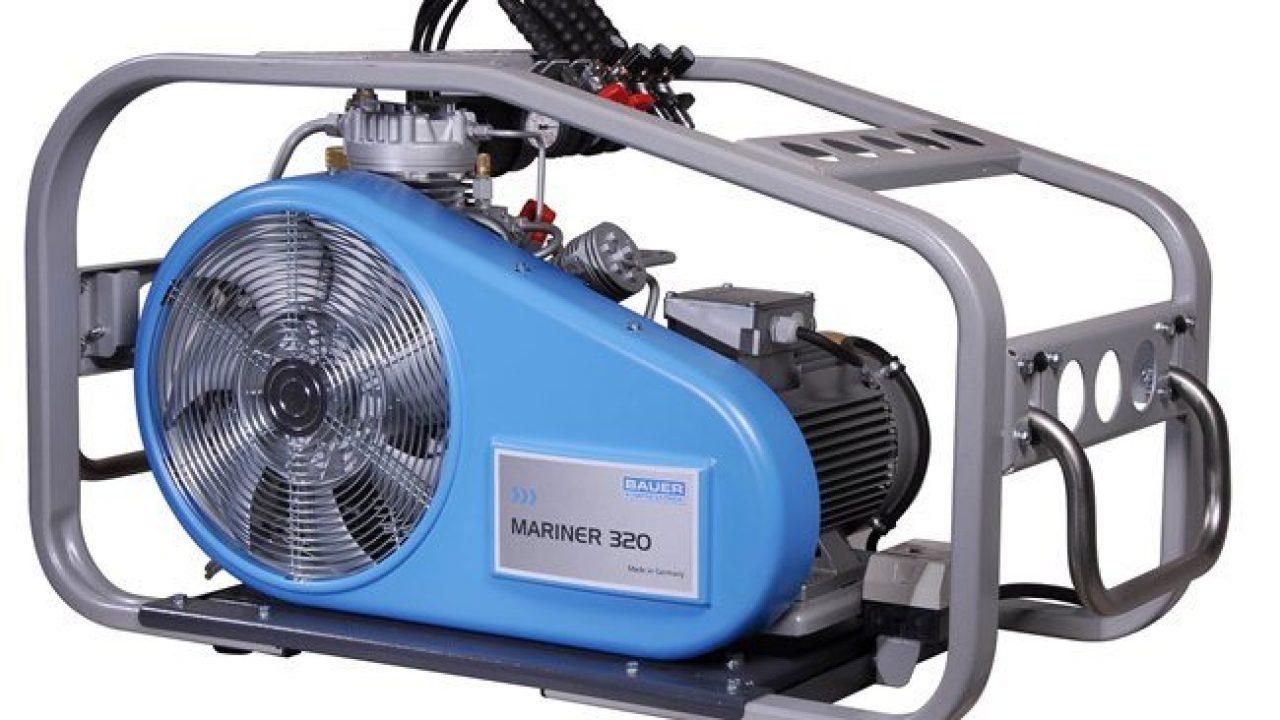 Air Compressor for SCBA