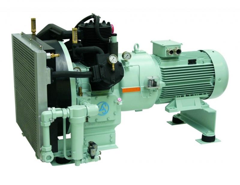 Air Cooled High Pressure Compressor