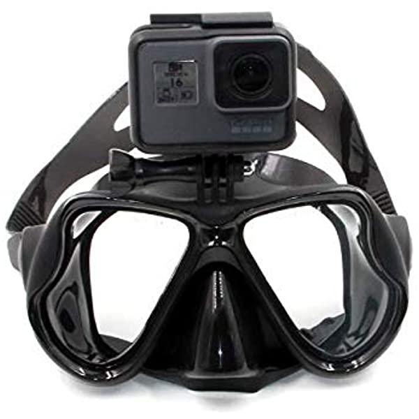 Camera Underwater Mask