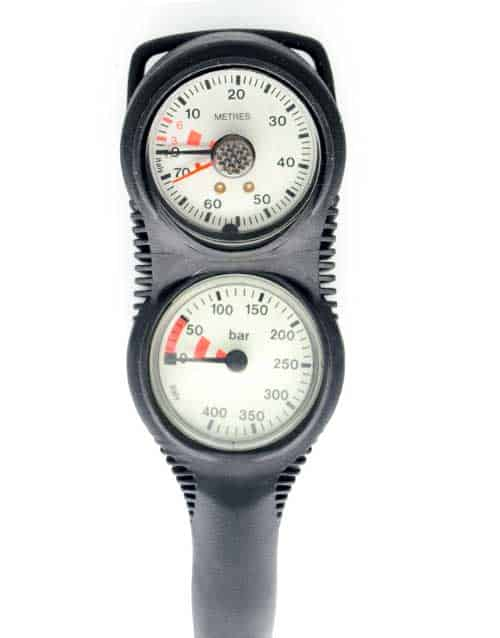 Diving Pressure Gauges