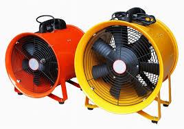 Marine Portable Axial Fan