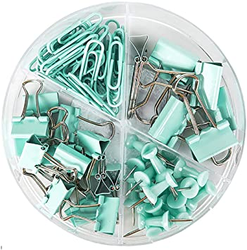Paper Clips-Pins-Binder Clips