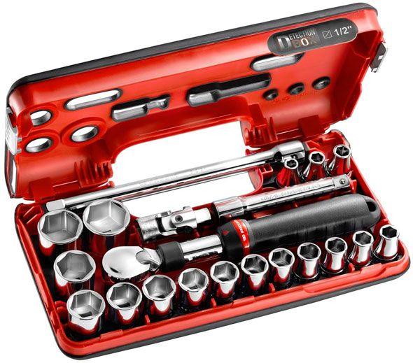 Ratchet Socket Wrench Set