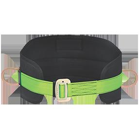 Work positionnig belts