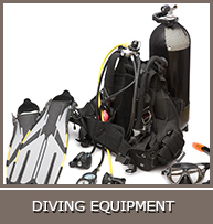 DIVING EQUIPMENTS