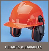 HELMETS &amp  EARMUFFS