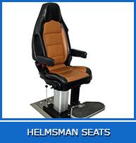 HELMSMAN SEAT