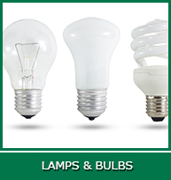 LAMPS &amp  BULBS