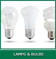 LAMPS &amp  BULBS
