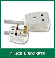 PLUGS &amp  SOCKETS